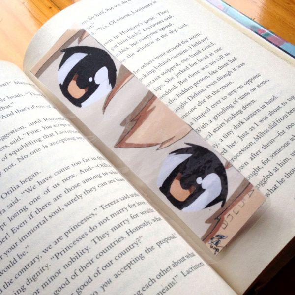 sword art online bookmarks