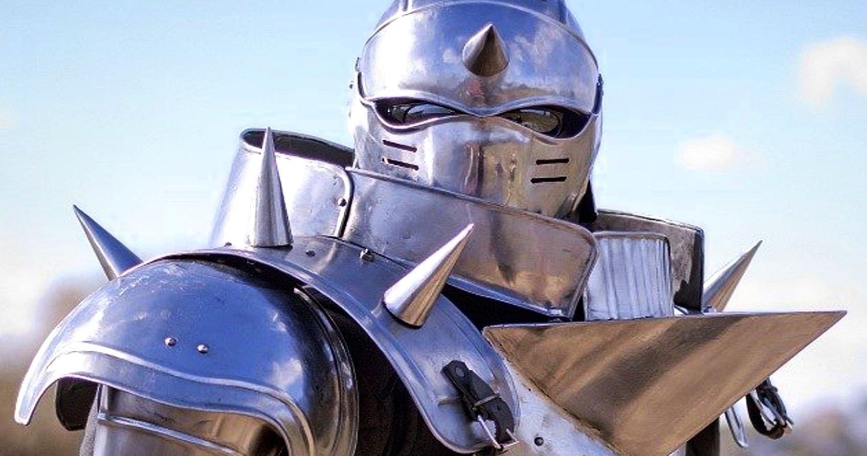FMA Alphonse Elric Steel Armor - Shut Up And Take My Yen