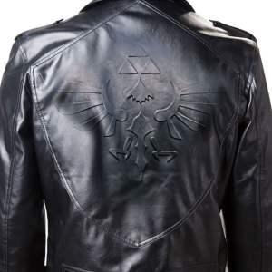 Legend Of Zelda Biker Jacket Shut Up And Take My Yen : Anime & Gaming Merchandise