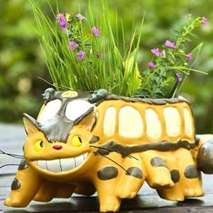 My Neighbor Totoro Catbus Planter Shut Up And Take My Yen : Anime & Gaming Merchandise