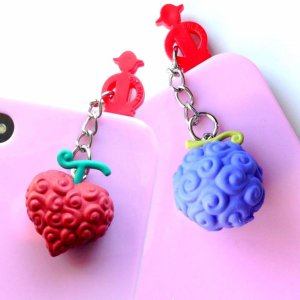 One Piece Devil Fruit Phone Charm Shut Up And Take My Yen : Anime & Gaming Merchandise