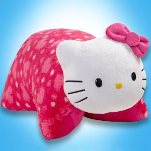 Hello Kitty Pillow Pet Shut Up And Take My Yen : Anime & Gaming Merchandise