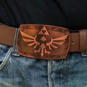 Legend Of Zelda Belt Buckle Shut Up And Take My Yen : Anime & Gaming Merchandise