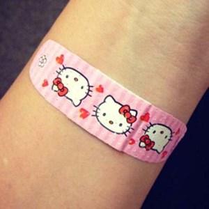 Hello Kitty Band Aid