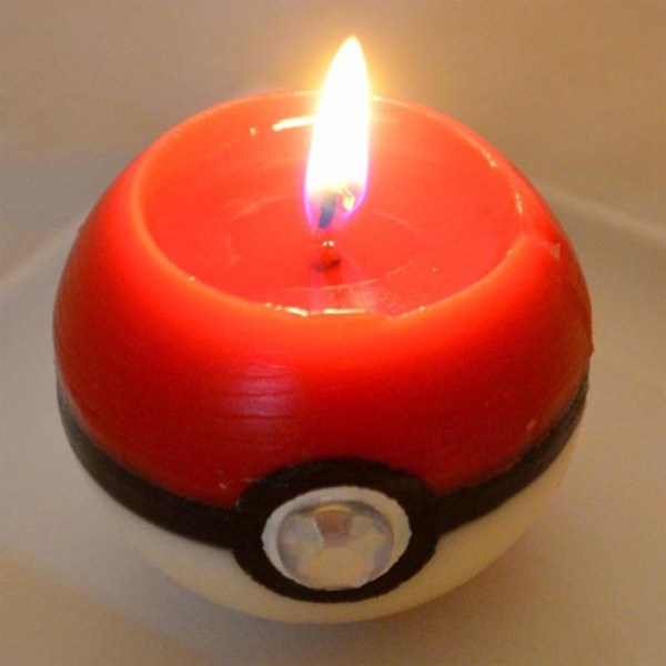 Shut Up And Take My Yen Pokeball Candlepokeball Candle