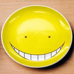 Assassination Classroom Plate