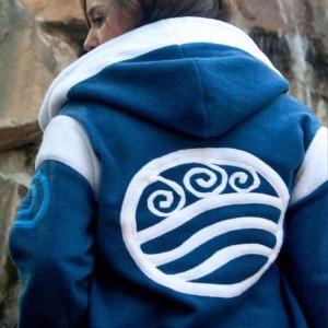 Avatar Water Tribe Hoodie