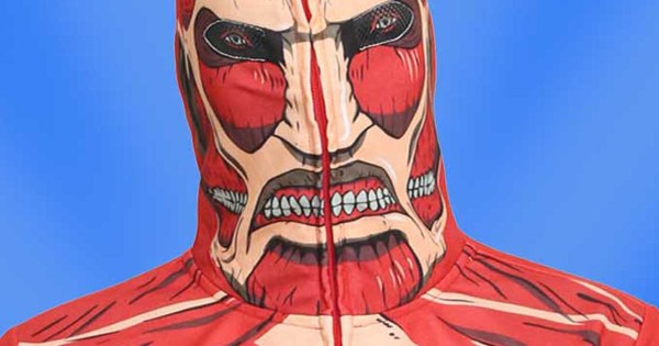 Colossal Titan Hoodie - Shut And Yen