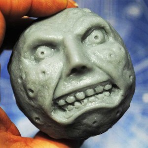 Legend Of Zelda Majora's Mask Moon Soap