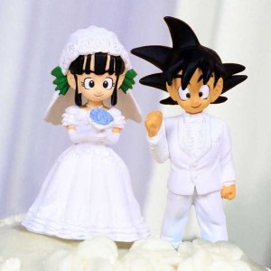 Dragon Ball Z Cake Toppers