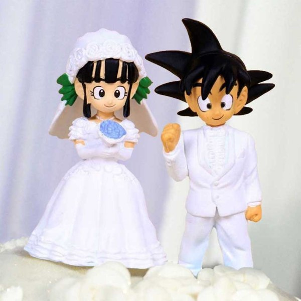Dragon Ball Z Cake Toppers - Shut Up And Take My Yen
