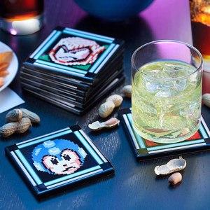Mega Man Coasters