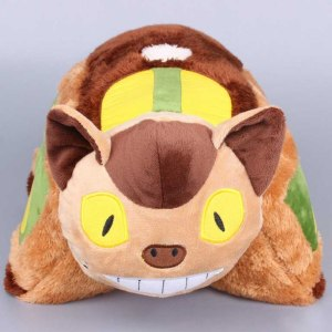 My Neighbor Totoro Catbus Pillow Pet