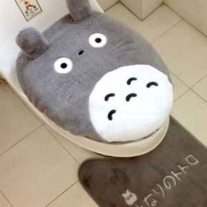 My Neighbor Totoro Toilet Seat Cover