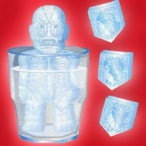 Attack On Titan Ice Cube Tray