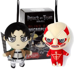 Attack On Titan Microplush Blind Box