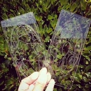 Clear Cardcaptor Sakura Clow Cards