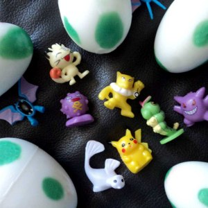 Pokemon Egg Soap