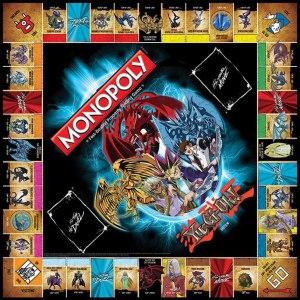 Yu-Gi-Oh Monopoly