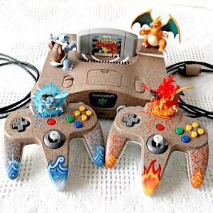 Custom Pokemon Stadium Nintendo 64