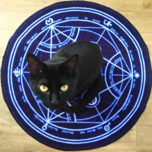 Fullmetal Alchemist Transmutation Circle Rug