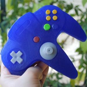 Nintendo 64 Controller Soap