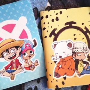 One Piece Notebooks