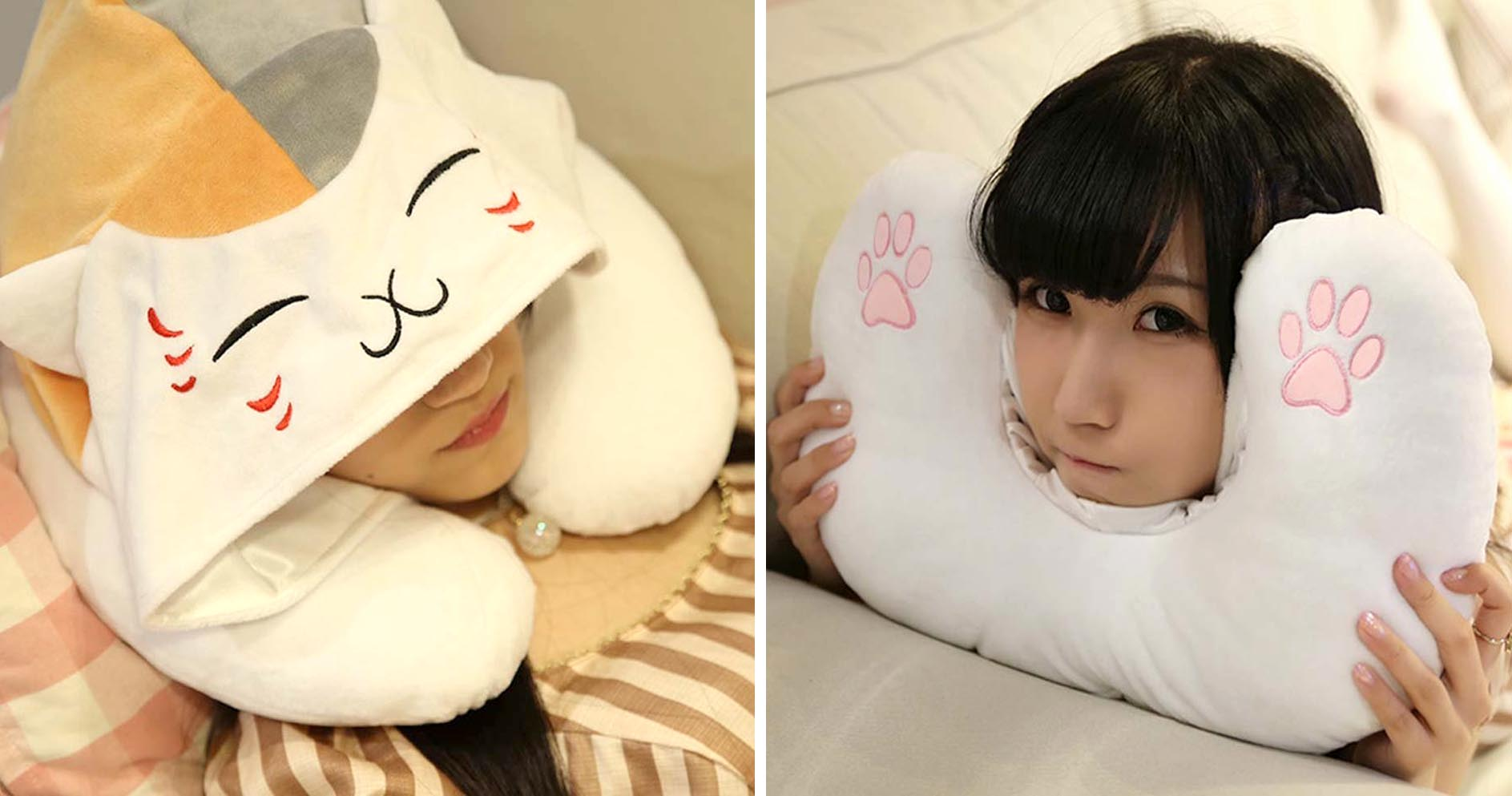 Natsume Neck Pillow Shut Up And Take My Yen
