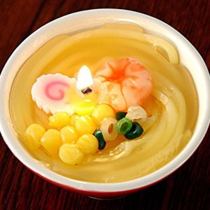 Ramen Noodles Candle