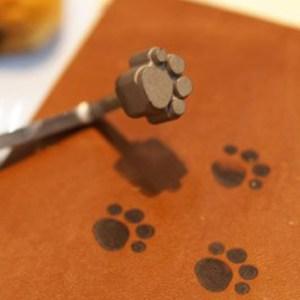 Cat Paw Branding Iron