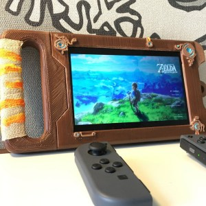 Nintendo Switch Sheikah Slate Case