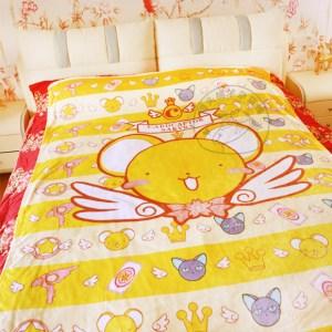 Cardcaptor Sakura Blanket