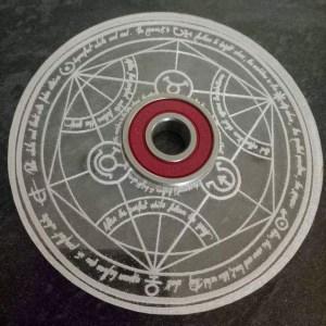 Fullmetal Alchemist Fidget Spinner