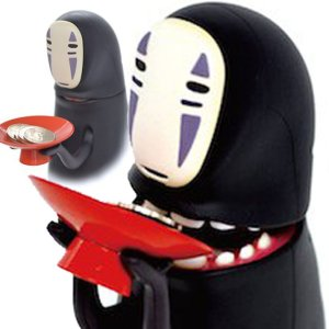 Spirited Away No Face Piggy Bank