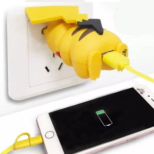 Pikachu Butt Plug Phone Charger