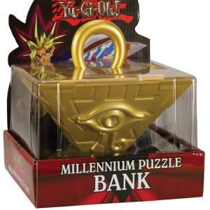 Yu Gi Oh Millennium Puzzle Bank 2