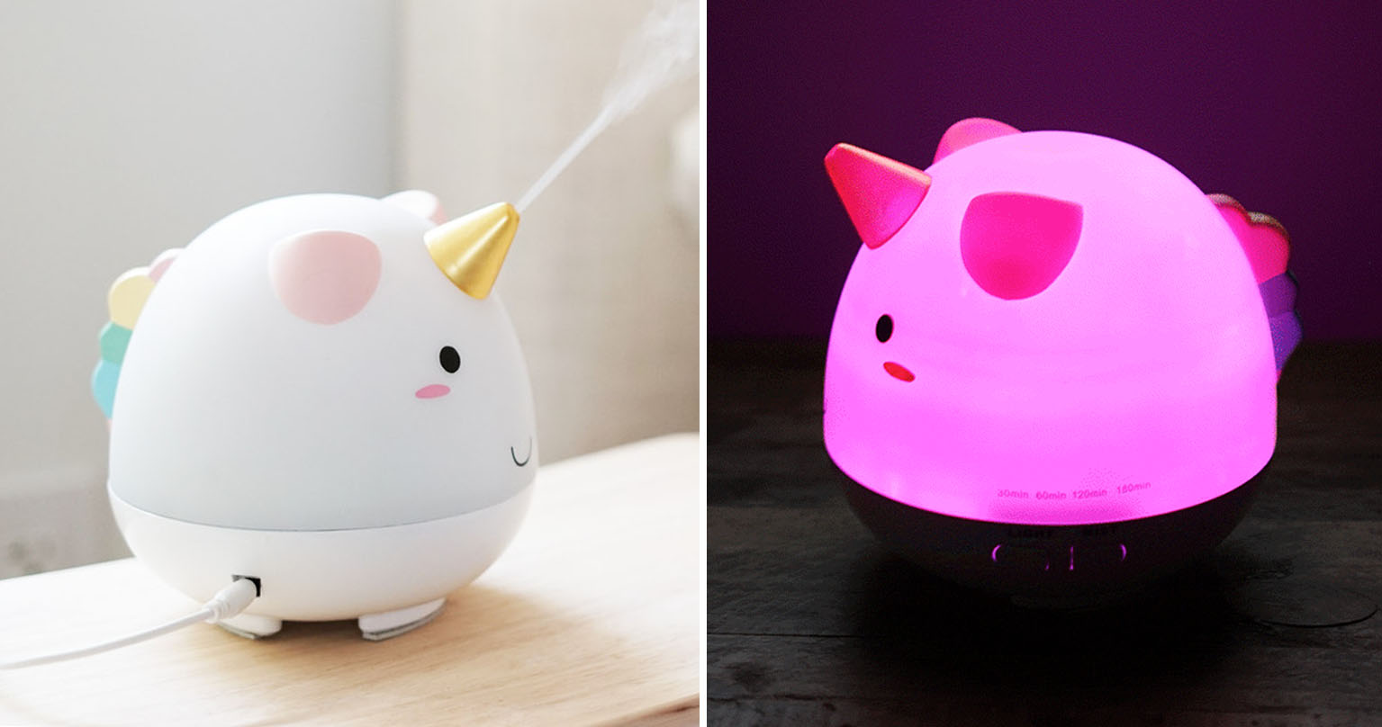 Unicorn Diffuser  Shut Up And Take My Yen