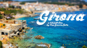 A miniature look to the catalan province of Girona. Tiltshift Video
