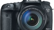 Canon EOS 7D Mark II DSLR Camera is here