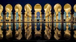 The Sheikh Zayed Grand Mosque Center SZGM