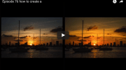 How to create a dramatic sky in Lightroom