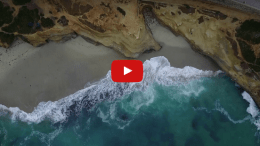 La Jolla California from the Air