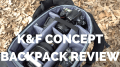 K&F concept backpack review