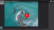 how to install lightroom presets video