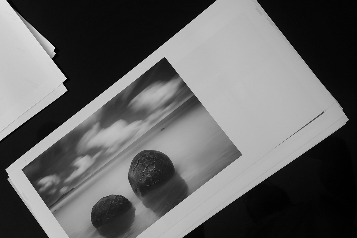 Fine Art Black and White Photography Book
