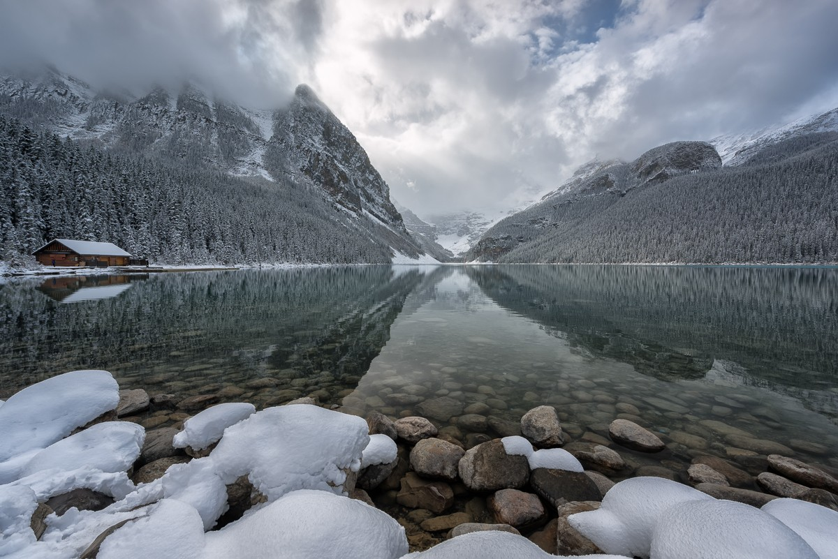 The Rookie Mountains Canada Photography Tour