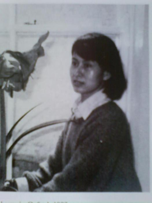 Pictures of Young Aung San Suu Kyi - All Things Myanmar ...