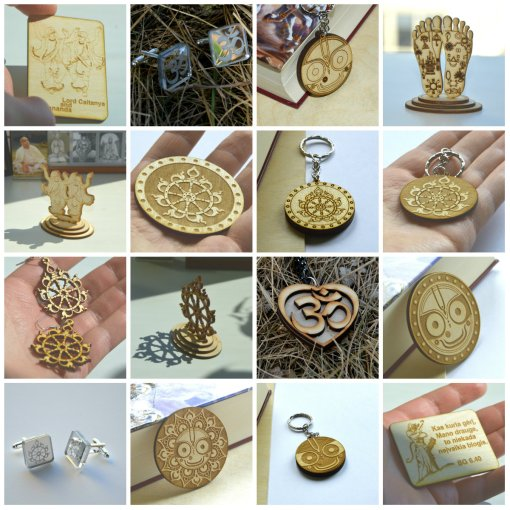 Vedic Products collage