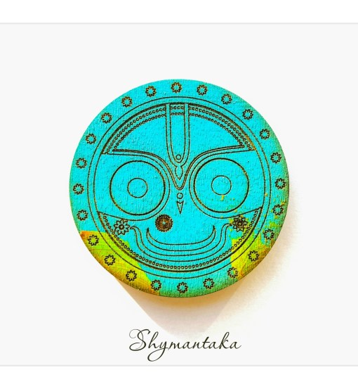 Jaganatha art wall decor