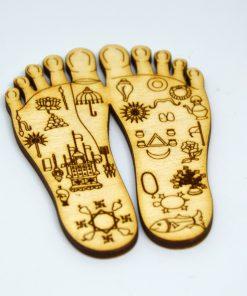 Gauranga Lotus Feet 1